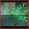 LEDの緑の桜のクリスマスツリーライト