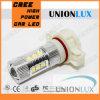 Grande indicatore luminoso di azionamento della nebbia del chip LED del CREE di luminosità 80W