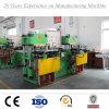 Máquina de prensa de vulcanización de caucho de vacío de doble estación