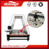 De hoge Scherpe Machine van de Laser van Visie Auto 1860mm voor Stof