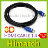 Câble HDMI Gold 24k pour 1080P PS3 HDTV xBox360