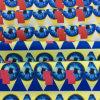 Напечатанная ткань поплина Twill сатинировки для одежды и домашних тканиь