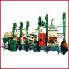 auto planta Integrated do moinho de arroz 40-50t/D