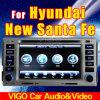 Reproductor de DVD GPS del coche para Hyundai Santa Fe (VHS6223)