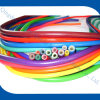 Tubo elástico natural del látex (LTS1301-1400)