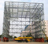Prefabricated Movable Frame Steel Structure Workshop 및 Warehouse