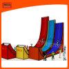 Plastic Auto Belay Drop Slide Indoor Playground