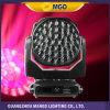 K20 a luz principal movente DJ do diodo emissor de luz dos Abelha-Olhos 37*15W 4in1 ilumina-se