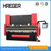Máquina de dobramento hidráulica do metal de folha Wc67k-100t*3200