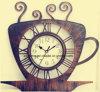 Orologio di parete all'ingrosso innovatore di vendita caldo di stili vari