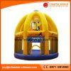 Moonwalk замока популярного желтого хвастуна утки раздувного скача (T1-631)