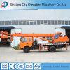 Crescimento reto móvel poderoso caminhão usado do guindaste com cesta