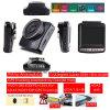 Новый полный автомобиль DVR HD1080p построенный в G-Датчике, черном ящике автомобиля обнаружения движения, камере автомобиля угла взгляда 5.0mega 170degree, видеозаписывающем устройстве DVR-2414 цифров