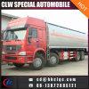 Carro del tanque diesel del dispensador del buen del precio HOWO 8X4 36000L de gasolina carro del depósito
