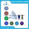 SMD2835 indicatore luminoso subacqueo del raggruppamento della plastica PAR56 E27 LED Simming