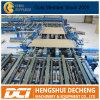 Demanda caliente de la planta de la máquina de la fabricación de la tarjeta de yeso de China en Omán