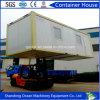 Envase de acero prefabricado favorable al medio ambiente de la casa del edificio de material de construcción de la estructura de acero