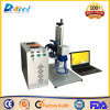 中国の良質の手持ち型の金属のファイバーレーザーのマーキング機械Dek20wf