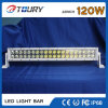 IP68 impermeabilizzano la barra chiara 120W del lavoro dell'indicatore luminoso LED dell'automobile del camion
