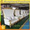 Hoher rückseitiger König Sofa für Wedding auf Verkauf Jc-K1202