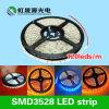 高い内腔SMD3528の低電圧LEDのストリップ120LEDs/M