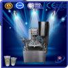 Máquina de relleno rotatoria automática de calidad superior del lacre de la taza de té