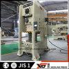 이탈리아 Ompi를 가진 반 닫히는 공작 기계 압박 160ton는 클러치, 대만 Teco 모터, 일본 NTN/NSK 방위를 말린다