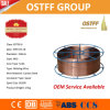 Alambre de soldadura sólido de MIG del fabricante del carrete 1.0m m China del metal (ER70S-6)