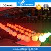 Sfera di sollevamento dell'elevatore della sfera LED di 2017 DMX RGB/sistema di illuminazione cinetico per la barra del randello della discoteca