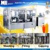 Máquina de rellenar de la bebida/máquina de rellenar del jugo caliente dulce