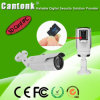 La cámara superior 10 resistente a la intemperie IR de la vigilancia CCTV IP con la tarjeta SD