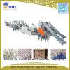 El bloque de los PP del PE embotella la película que se lava reciclando la máquina del estirador