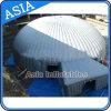 膨脹可能な展覧会のクラムシェルの建物のドーム
