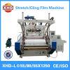 De gegoten Fabrikanten van de Extruder van de Film van de Omslag van Machinestretch van de Film van de Rek (XHD-65/90/65*1850)