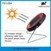 저가 2 년 보장 (PS-L058)를 가진 태양 LED 테이블 독서용 램프