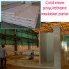 Панель изоляции полиуретана холодной комнаты
