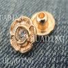 Garment (HD1114-15)를 위한 Diamante Jeans Metal Rivet