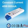 45W 950mA konstante Stromversorgung des Bargeld-LED mit SAA CB