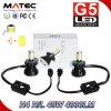 Phare de la puissance élevée LED de la voiture 40W H4 d'usine de Matec