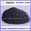 Resistencia de abrasión excelente abrasiva negra de la arena de la silicona del chorreo de arena de la arena/del carburo