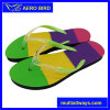 Sommer-bunte beiläufige Strand PET Hefterzufuhr-Sandelholz-Schuhe für Unisex