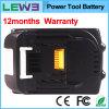Батарея Bl1430 електричюеского инструмента 18650