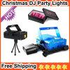 Освещение света этапа лазера красное/зеленое СИД рождественской вечеринки DJ