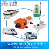 Mini motor portable eléctrico de la bomba de agua para rv
