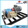 タンククリーニングの超高圧装備のプラットホームのクリーニング機械(JC102)
