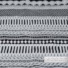 Cordón, cordón tejido ganchillo de la tela de algodón del cordón de los accesorios de la ropa, L342