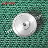 Подвергать механической обработке CNC крышки объектива для алюминия Vst-0968 части Precsion продукта цифров