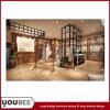 Diseño de la tienda al por menor para la decoración de la tienda del Menswear de la fábrica