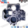 Pièces de moteur de Weichai de boîtier d'engrenage de calage d'engine