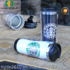 Stainless Steel Inside Plastic Outside Starbucks Mug for Hot Coffee